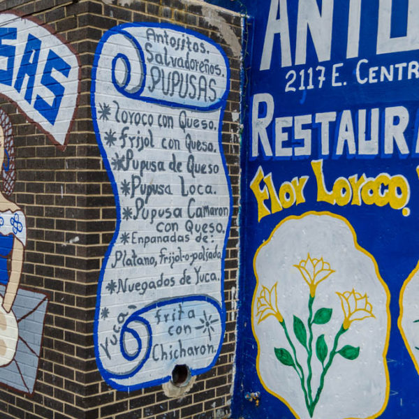 Antojitos Salvadorenos Restaurante - 2117 E. Central - by Jose N [Ernesto?], 2014 - photo from 2014