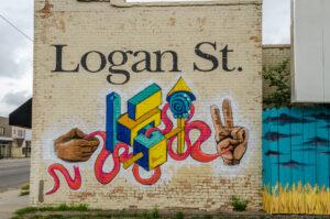 Logan St. - 1824 E. Douglas - photo from 2016