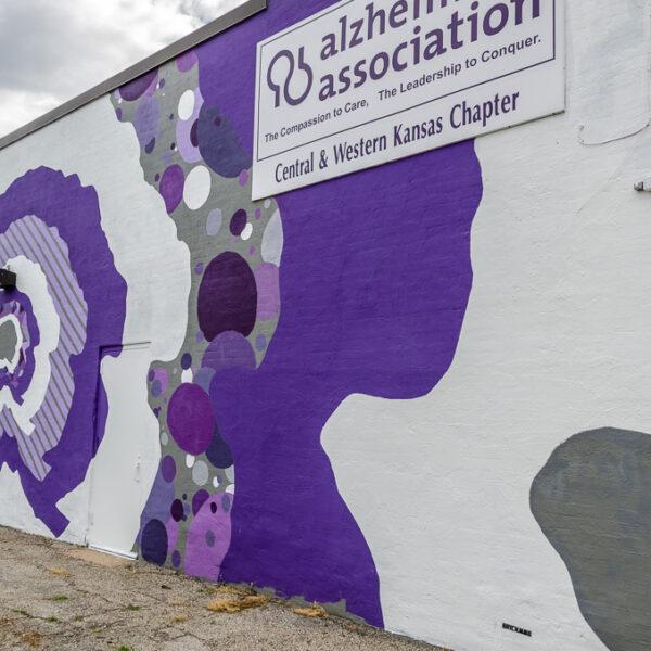 Layers - Alzheimer's Association - 1820 E. Douglas - photo from 2016