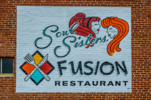 Soul Sister's Fusion Restaurant - 1812 W. Douglas - photo from 2017
