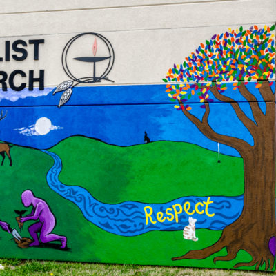 First Unitarian Universalist Church - 7202 E. 21st Street - photo from 2017