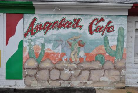Angela's Cafe - 901 E. Central