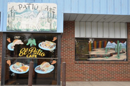El Patio Cafe - 424 E. Central - photo from 2009