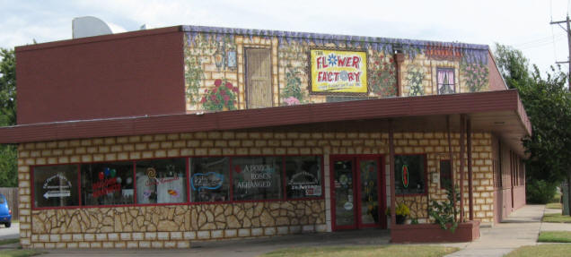 Flower Factory, 1302 E. Waterman - photo from 2007