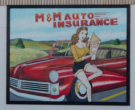 M&M Insurance Associates - 1700 E. Douglas - photo from 2009