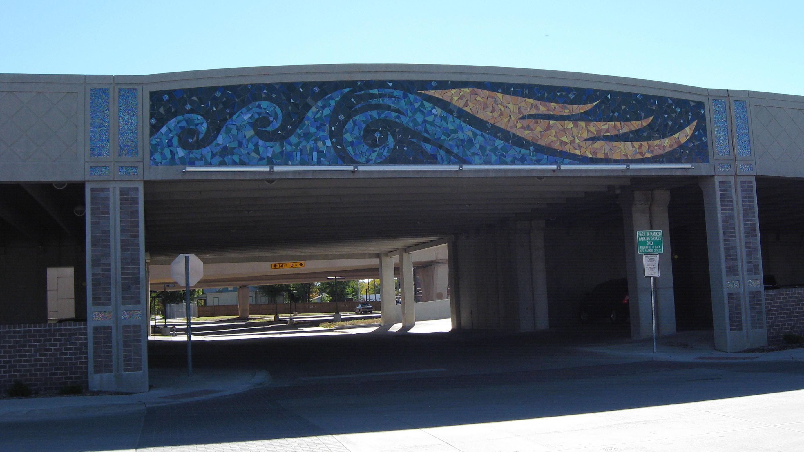 Municipal Parking, 333 Wichita Street