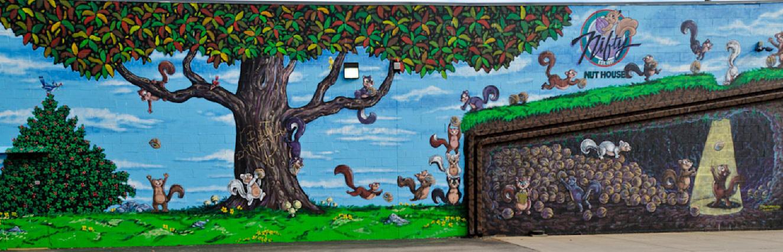 Nifty Nut House - 537 N. St. Francis