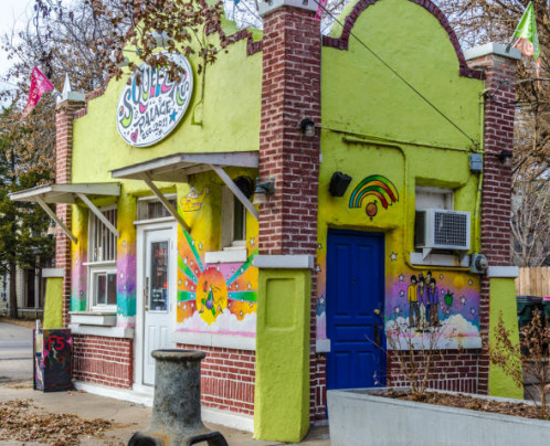 Squeezer's Palace - 828 W. 11th Street - photo from 2014