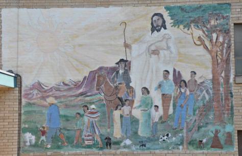 United Methodist Church / Iglesia Mestodista Unida - 1200 N. Waco - photo from 2009