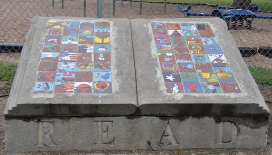 Read - Washington Elementary School - 424 N. Pennsylvania - photo from 2009
