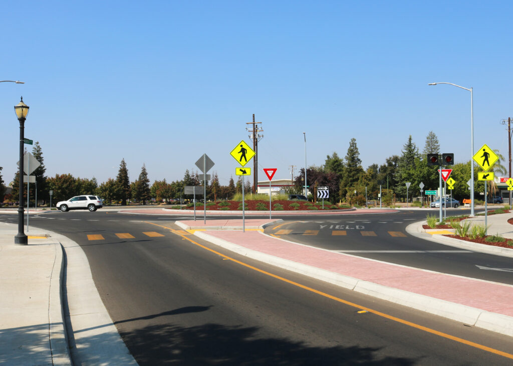 Reed Avenue Improvements, Phase I