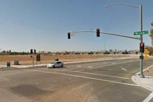 Willow & Spruce Traffic Signal - Fresno/Clovis, CA