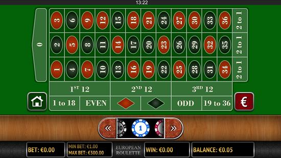 european roulette mobile iphone