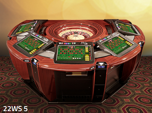 amatic roulette 22ws 5