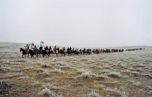 25 Year Chief Big Foot Memorial Ride