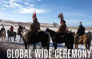 ceremony at wounded knee