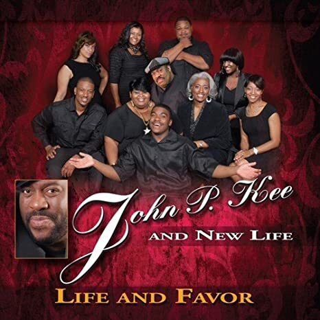 John P. Kee- Life and Favor