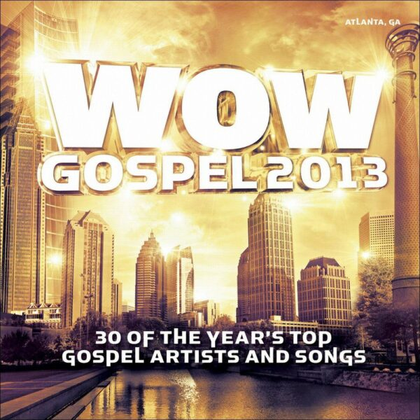 Sony WOW Gospel 2013