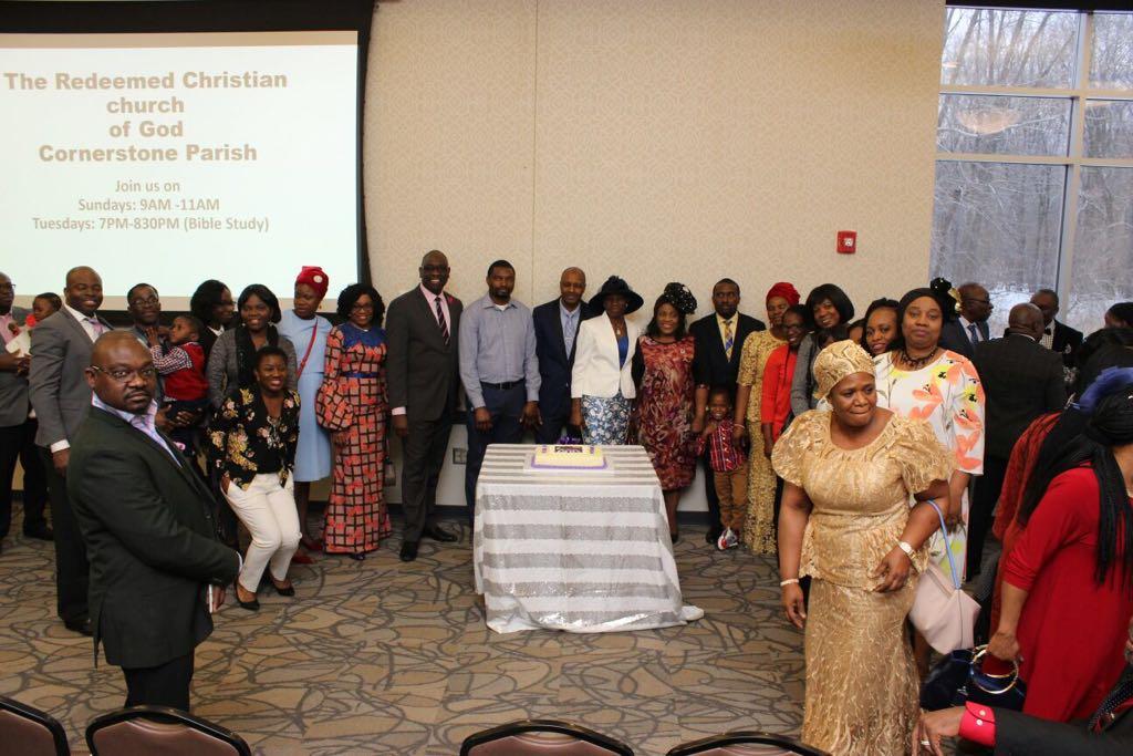 RCCG Cornerstone Parish 2nd Anniversary