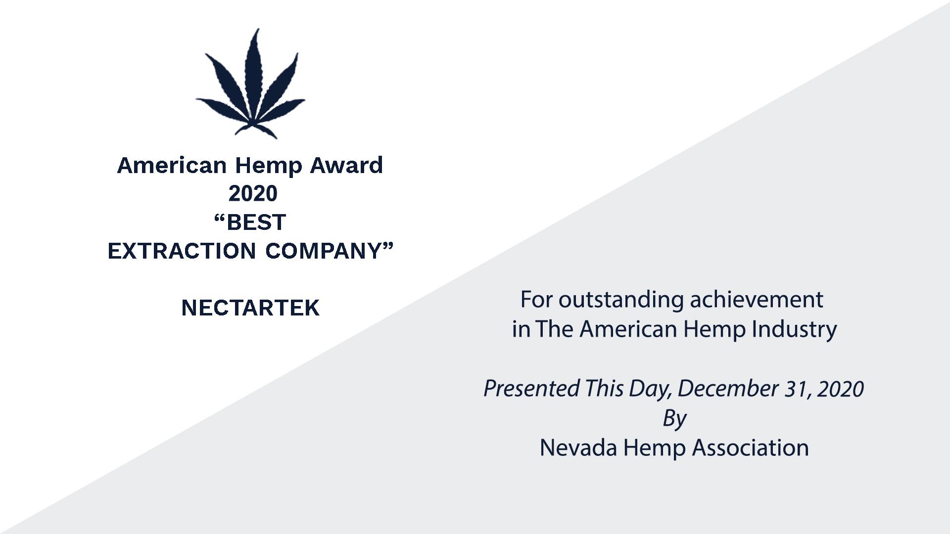 American Hemp Awards 2020