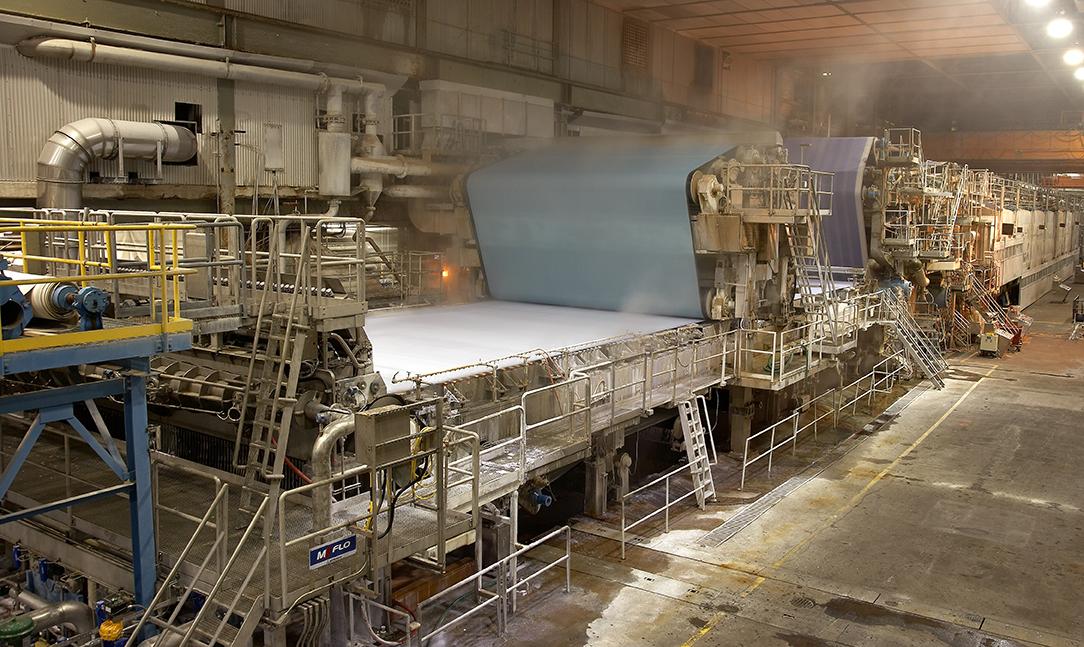 Paper Machine wet end-001