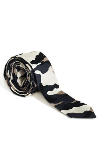 Camo Wrap-Around Tie