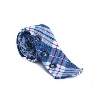 Plaid Classic Tie