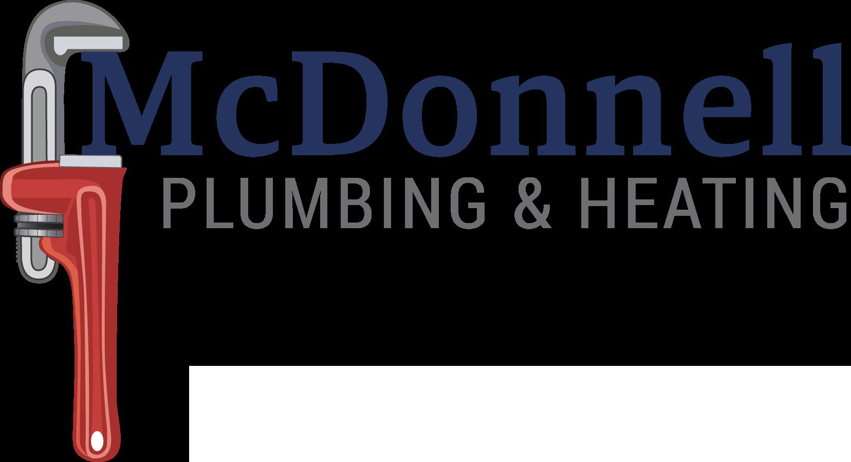 McDonnell Plumbing Logo
