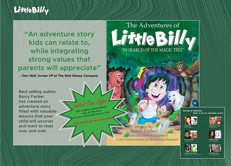 Barry Farber - The Adventures of Little Billy