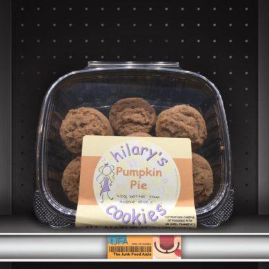 Hilary's Pumpkin Pie Cookies