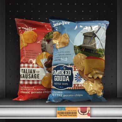 Meijer Italian Sausage and Smoked Gouda Chips