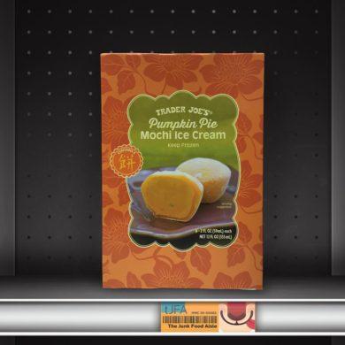 Trader Joes Pumpkin Pie Mochi Ice Cream