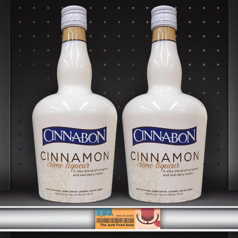 Cinnabon Cinnamon Créme Liqueur