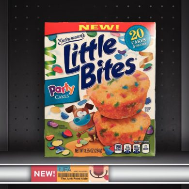 Entenmann's Little Bites Party Cakes