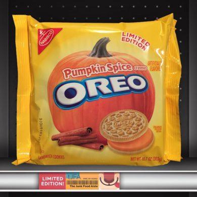 Pumpkin Spice Oreo