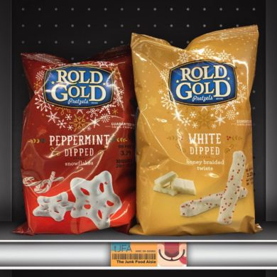 Rold Gold Peppermint Dipped and White Dipped Pretzels