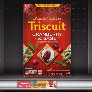 Triscuit Cranberry & Sage