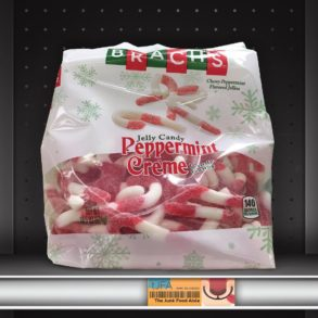 Brach's Peppermint Créme Jelly Candy Canes