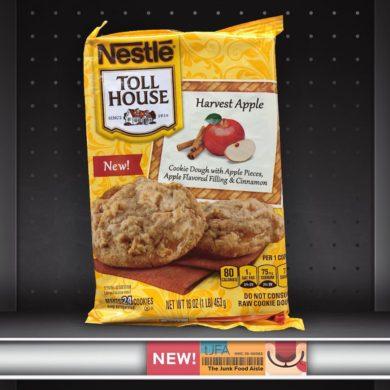 Nestle Toll House Harvest Apple Cookie Dough