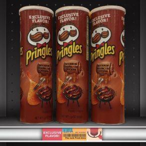 Bourbon Barbecue Chicken Pringles