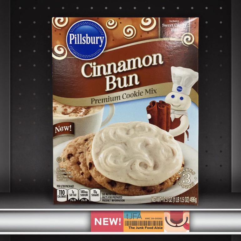 Pillsbury Cinnamon Bun Cookie Mix