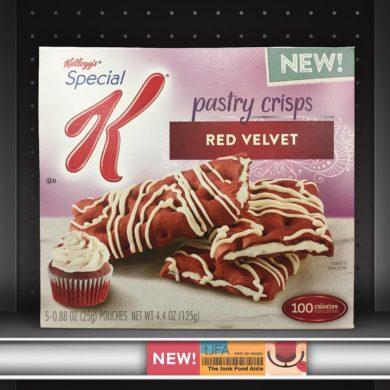 Special K Red Velvet Pastry Crisps