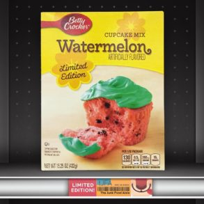 Betty Crocker Watermelon Cupcake & Frosting Kit