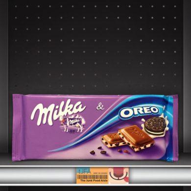 Milka & Oreo Chocolate Bar