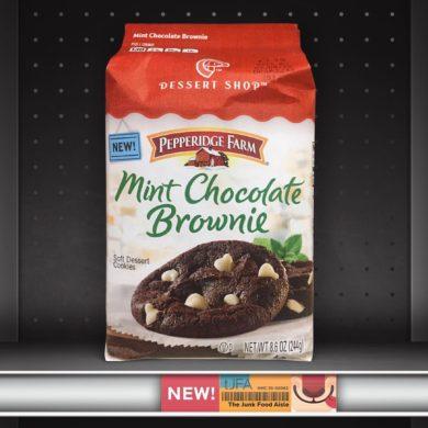 Pepperidge Farm Mint Chocolate Brownie Cookies