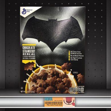 General Mills Batman v Superman: Dawn of Justice Cereal
