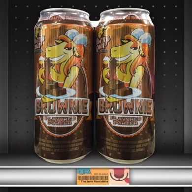 Horny Goat Brewing Brownie Flavored Porter