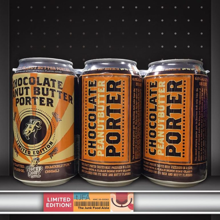 Horny Goat Brewing Chocolate Peanut Butter Porter