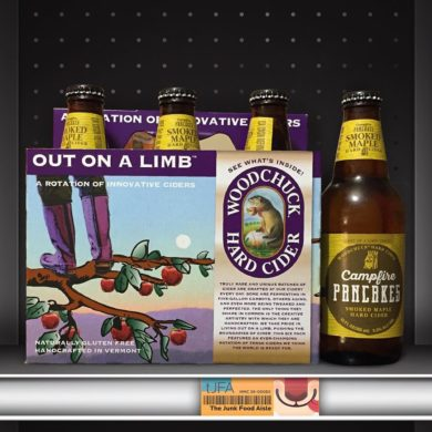 Woodchuck Out On A Limb: Campfire Pancakes Smoked Maple Hard Cider