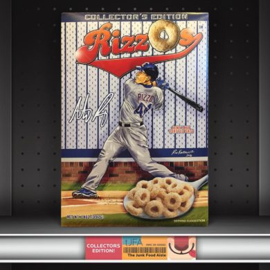 Anthony Rizzos Cereal